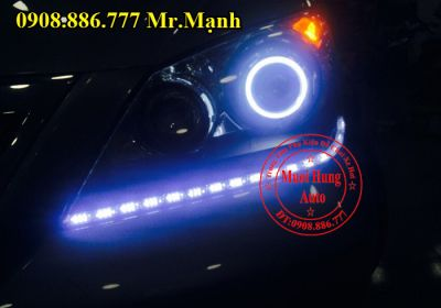 Độ Đèn Led, Angel Eyes Honda CRV