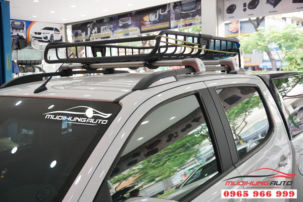 Ba ga mui để đồ ô tô xe Chevrolet Colorado 2019