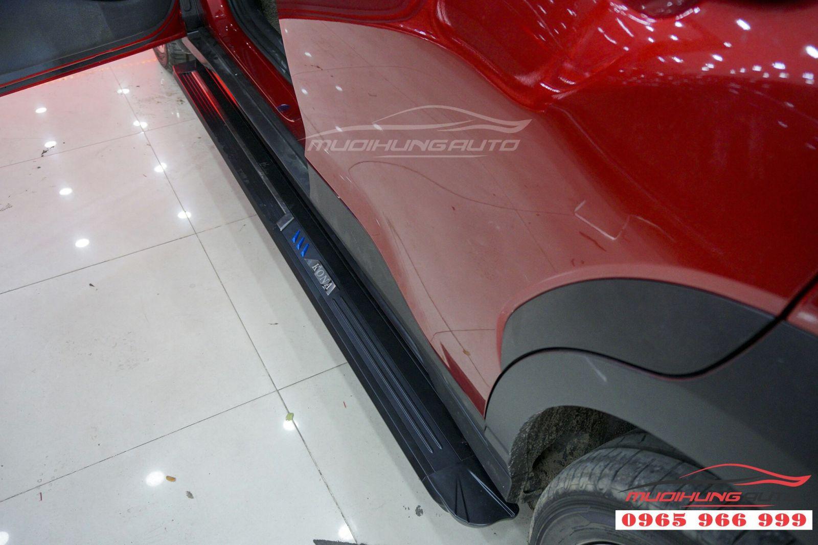 Bệ bước chân Hyundai Kona giá tốt tại TPHCM 07