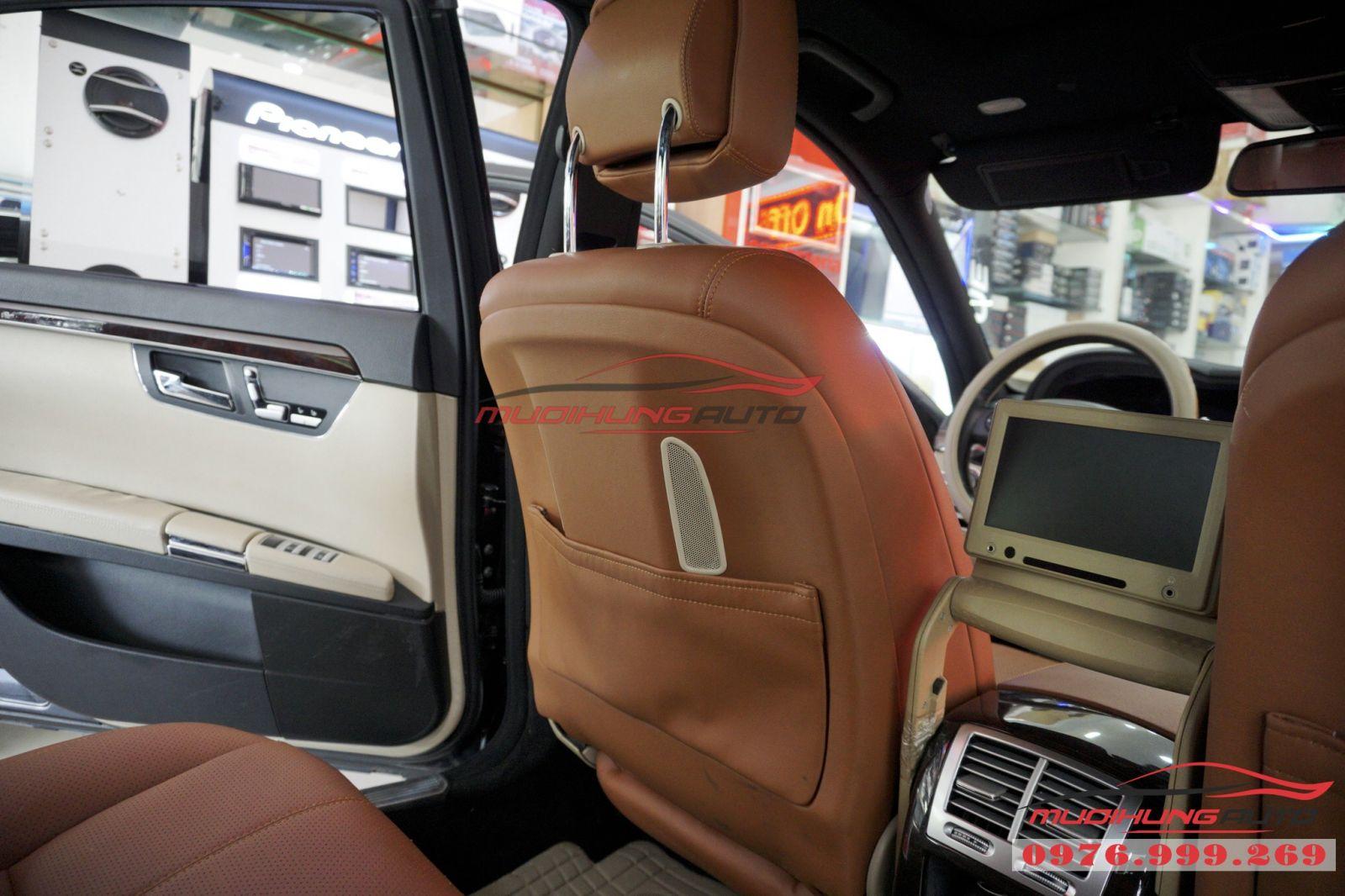 Bọc ghế da cao cấp cho Mercedes Benz giá tốt 04