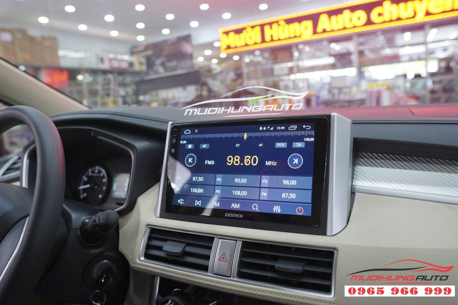 DVD Zestech Z500 khuấy động thị trường phụ kiện ô tô 05