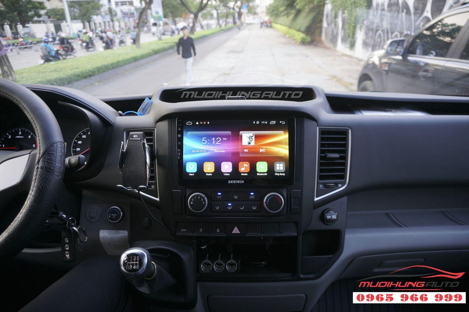 DVD Zestech Z500 khuấy động thị trường phụ kiện ô tô 06