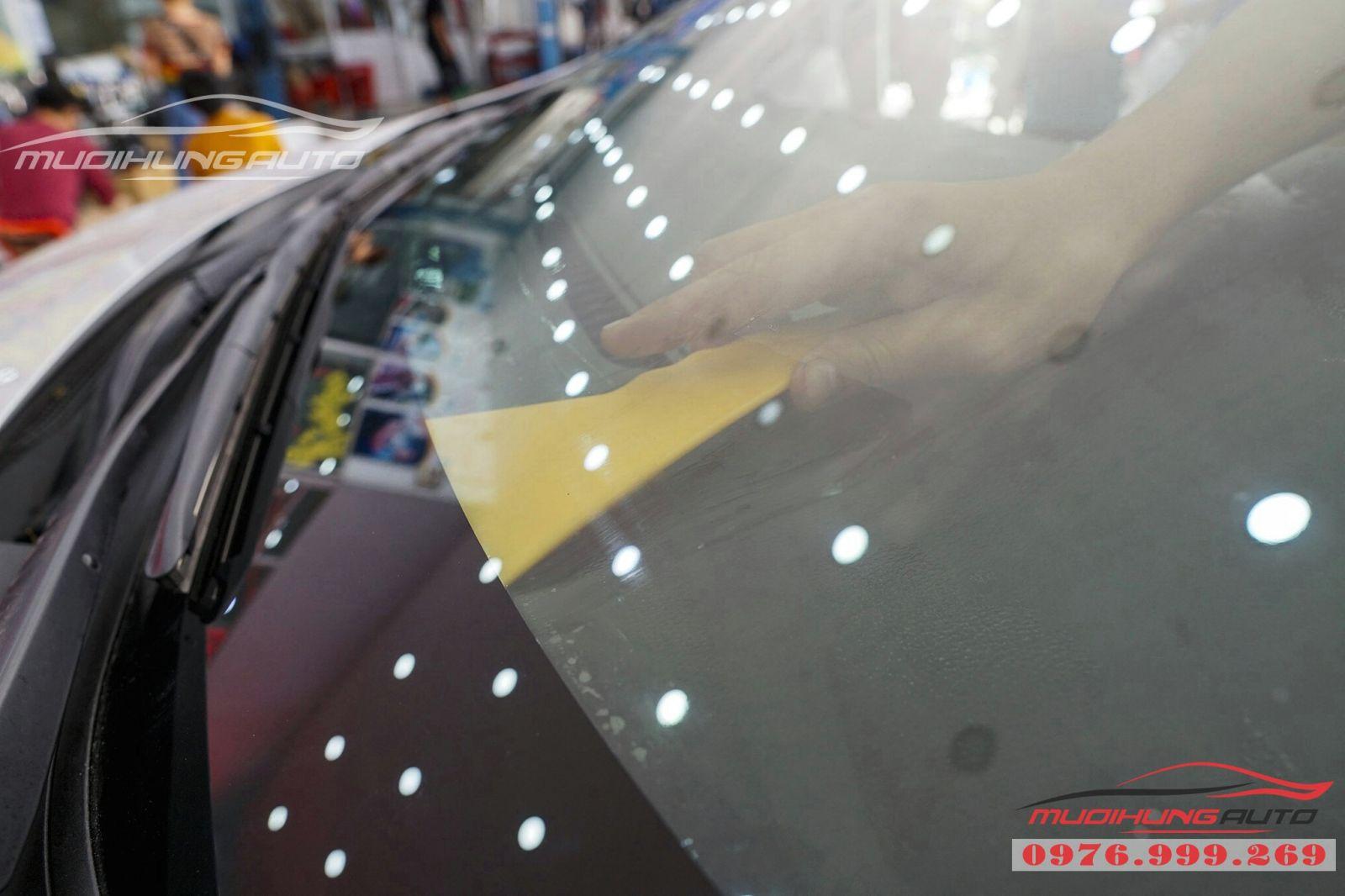 Dán phim cách nhiệt 3M cho Mitsubishi Xpander 03
