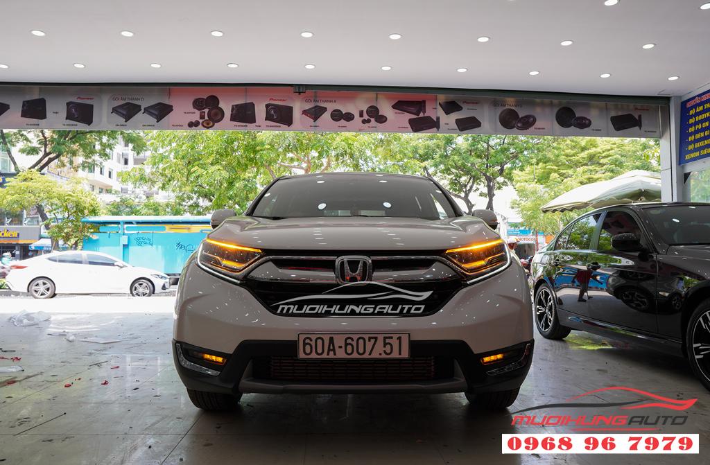Đèn LED gầm thay thế Honda CRV 2019 Chính hãng giá rẻ 01