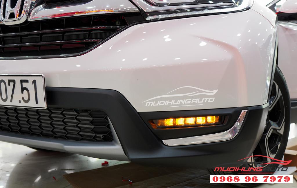 Đèn LED gầm thay thế Honda CRV 2019 Chính hãng giá rẻ 05
