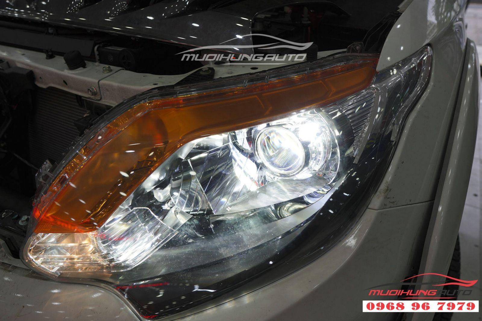 Độ bi gầm và bi pha tăng sáng cho ô tô tại TPHCM 01