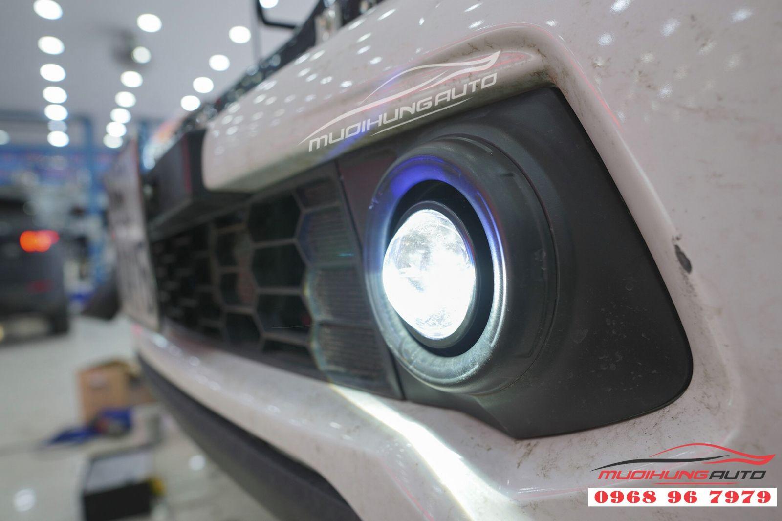 Độ bi gầm và bi pha tăng sáng cho ô tô tại TPHCM 04