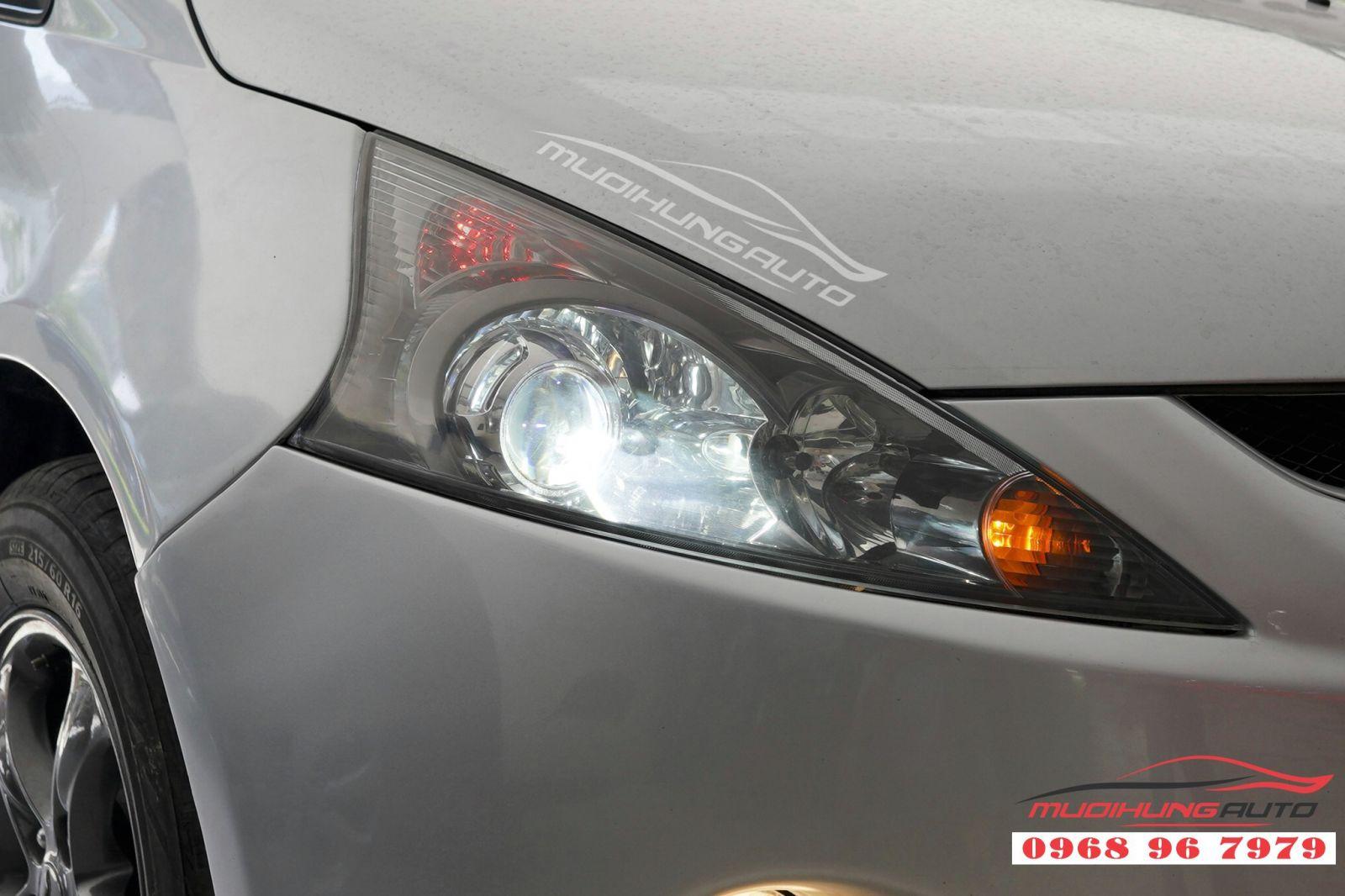 Độ bi xenon tăng sáng cho Grandis uy tín tại TP HCM 08