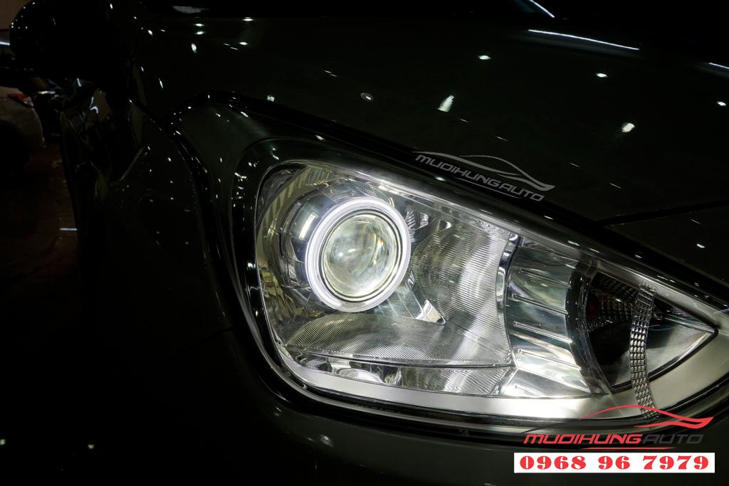 Độ đèn Bixenon cho đèn pha Hyundai I10 chuyên nghiệp 02