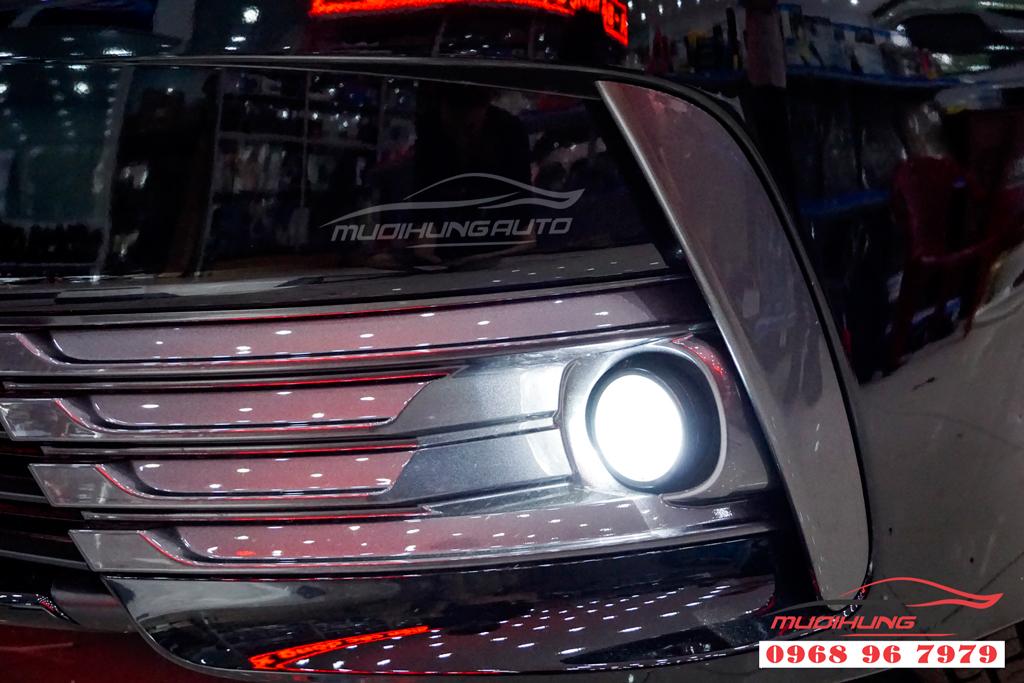 Độ đèn Bixenon cản Toyota Altis 2019 chuyên nghiệp