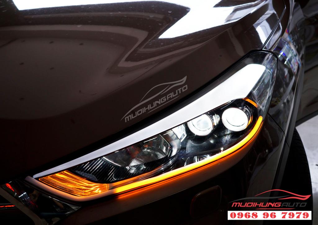 Độ đèn pha Hyundai Tucson 2018 Chuyên nghiệp 04