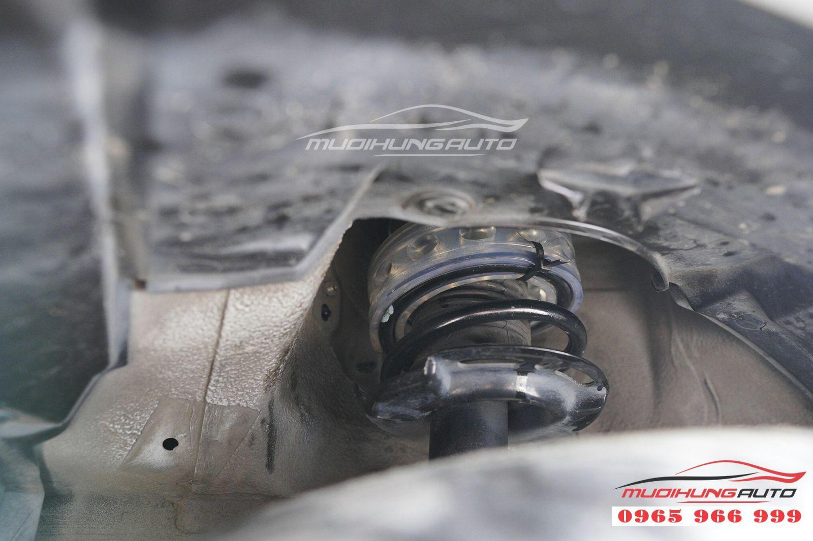 Phuộc giảm chấn TTC chính hãng cho Suzuki Swift 01