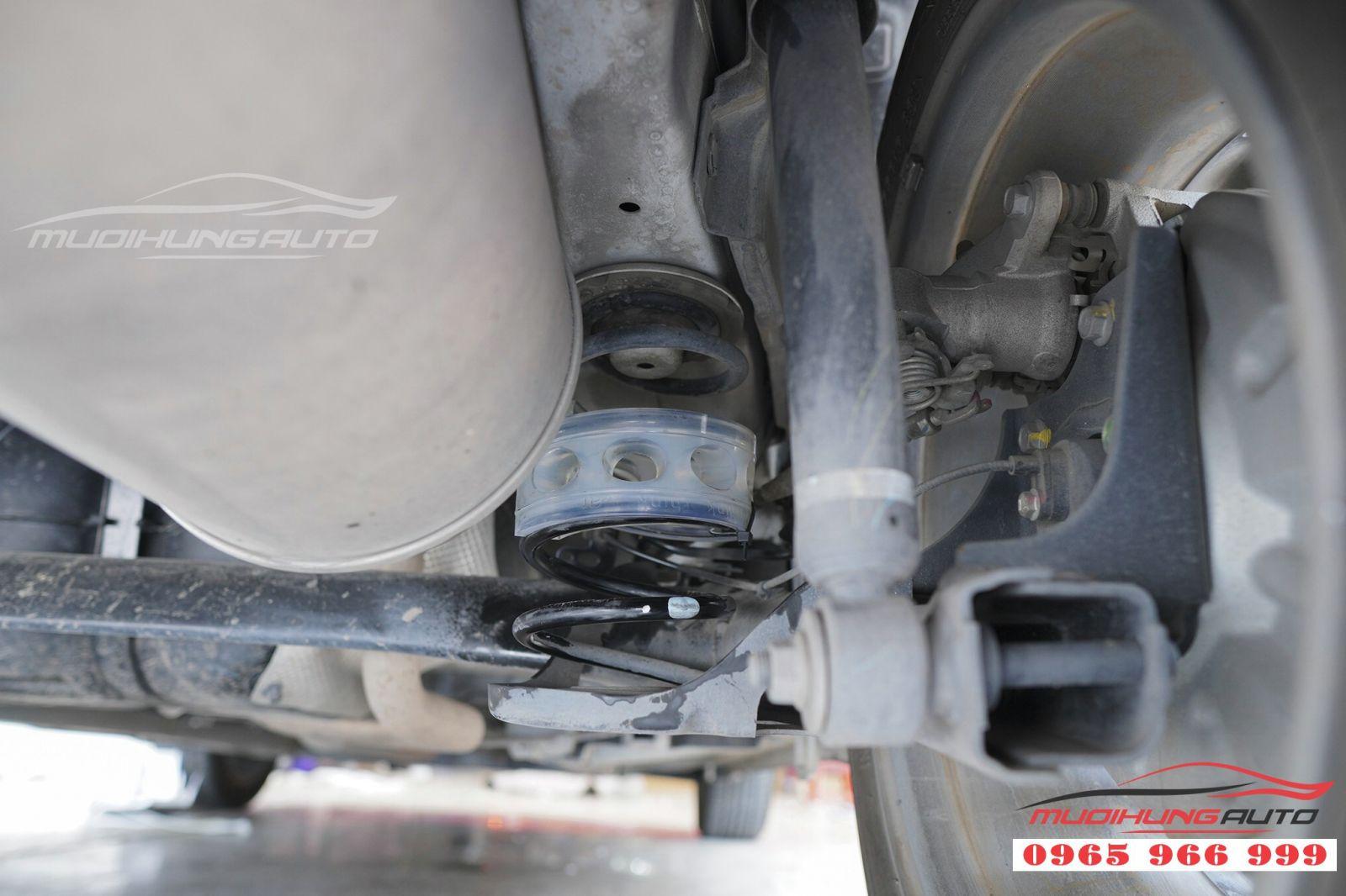 Phuộc giảm chấn TTC chính hãng cho Suzuki Swift  04