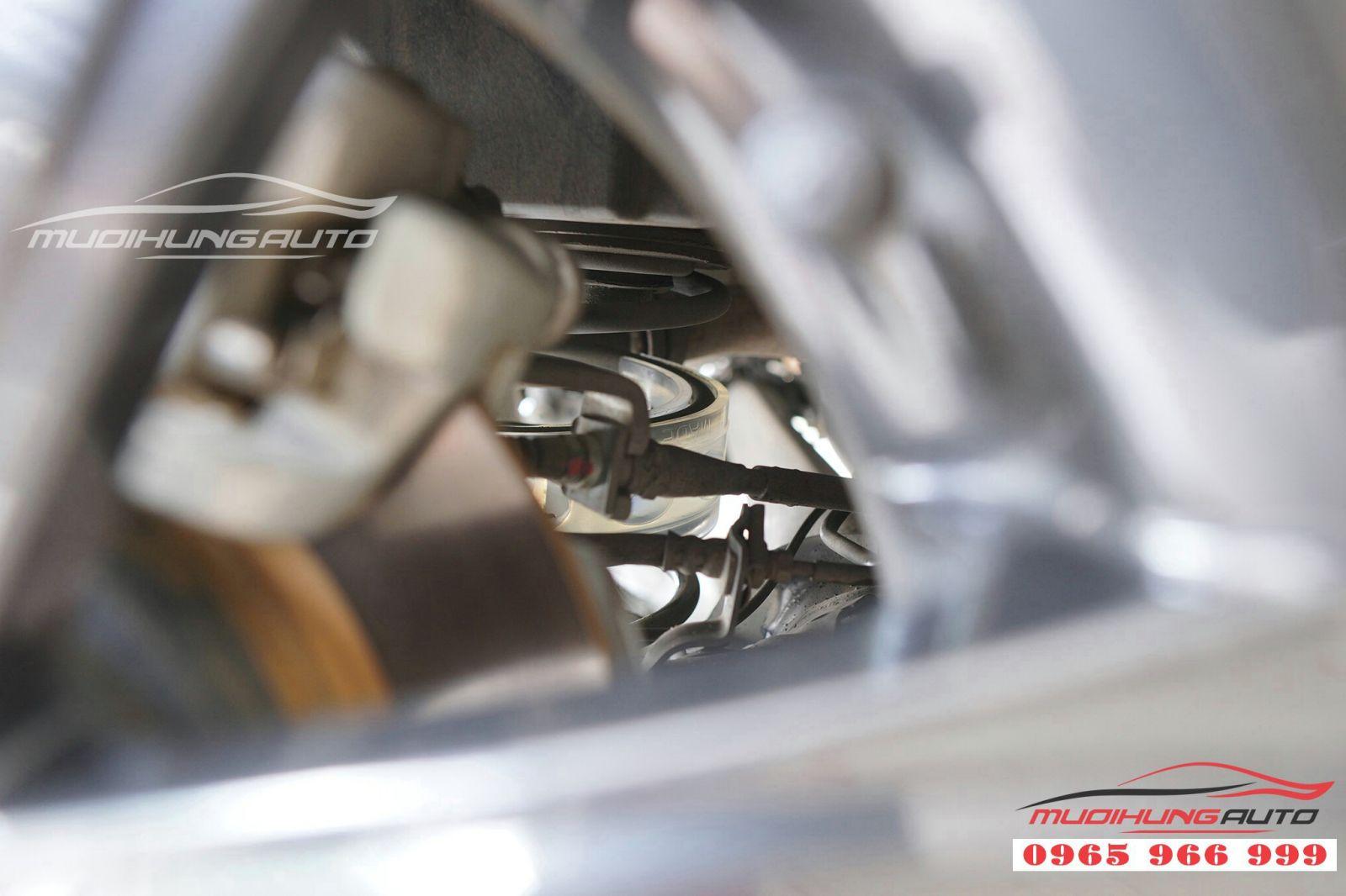 Phuộc giảm chấn TTC chính hãng cho Suzuki Swift 06