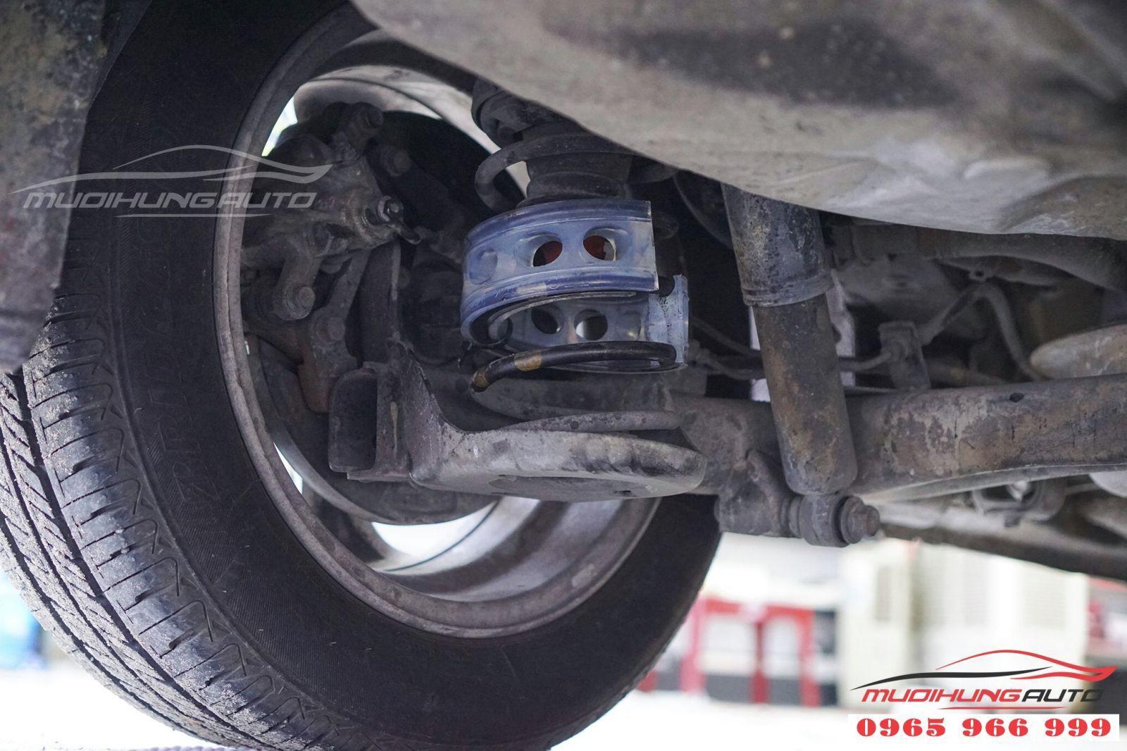 Đệm giảm chấn TTC cho Hyundai Grand i20 giá tốt 03