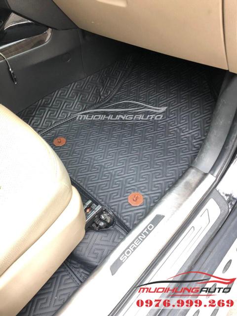 Thảm lót sàn ô tô 360 độ cao cấp 02