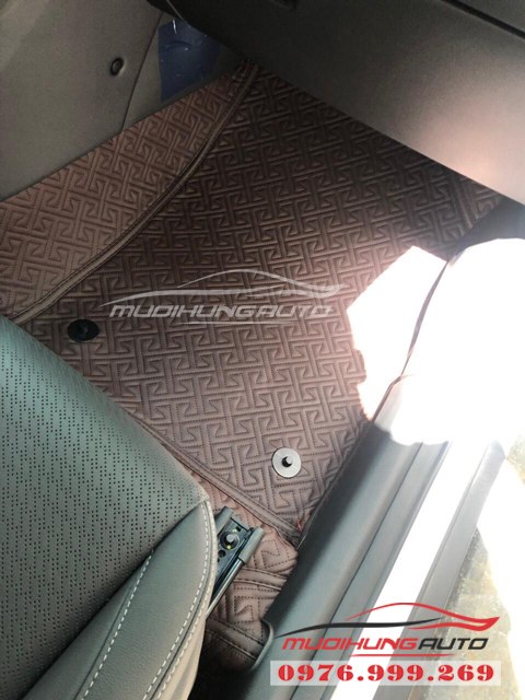 Thảm lót sàn ô tô 360 độ cao cấp 04