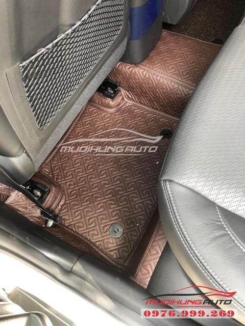 Thảm lót sàn ô tô 360 độ cao cấp 05