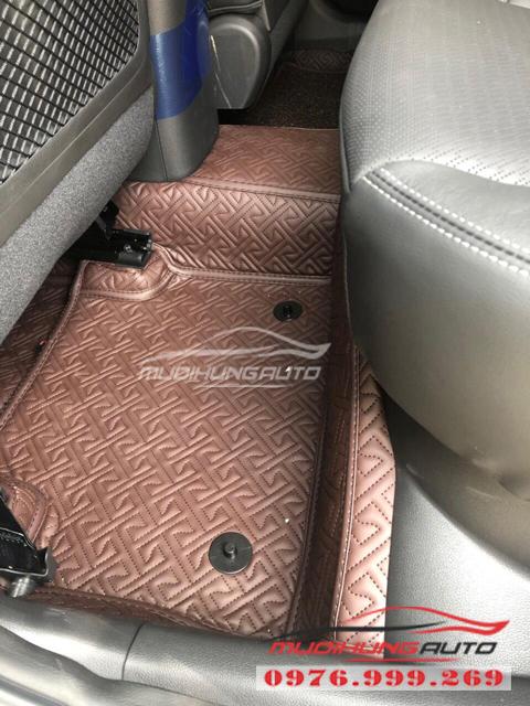 Thảm lót sàn ô tô 360 độ cao cấp 08