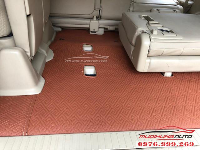 Thảm lót sàn ô tô 360 độ cao cấp 10