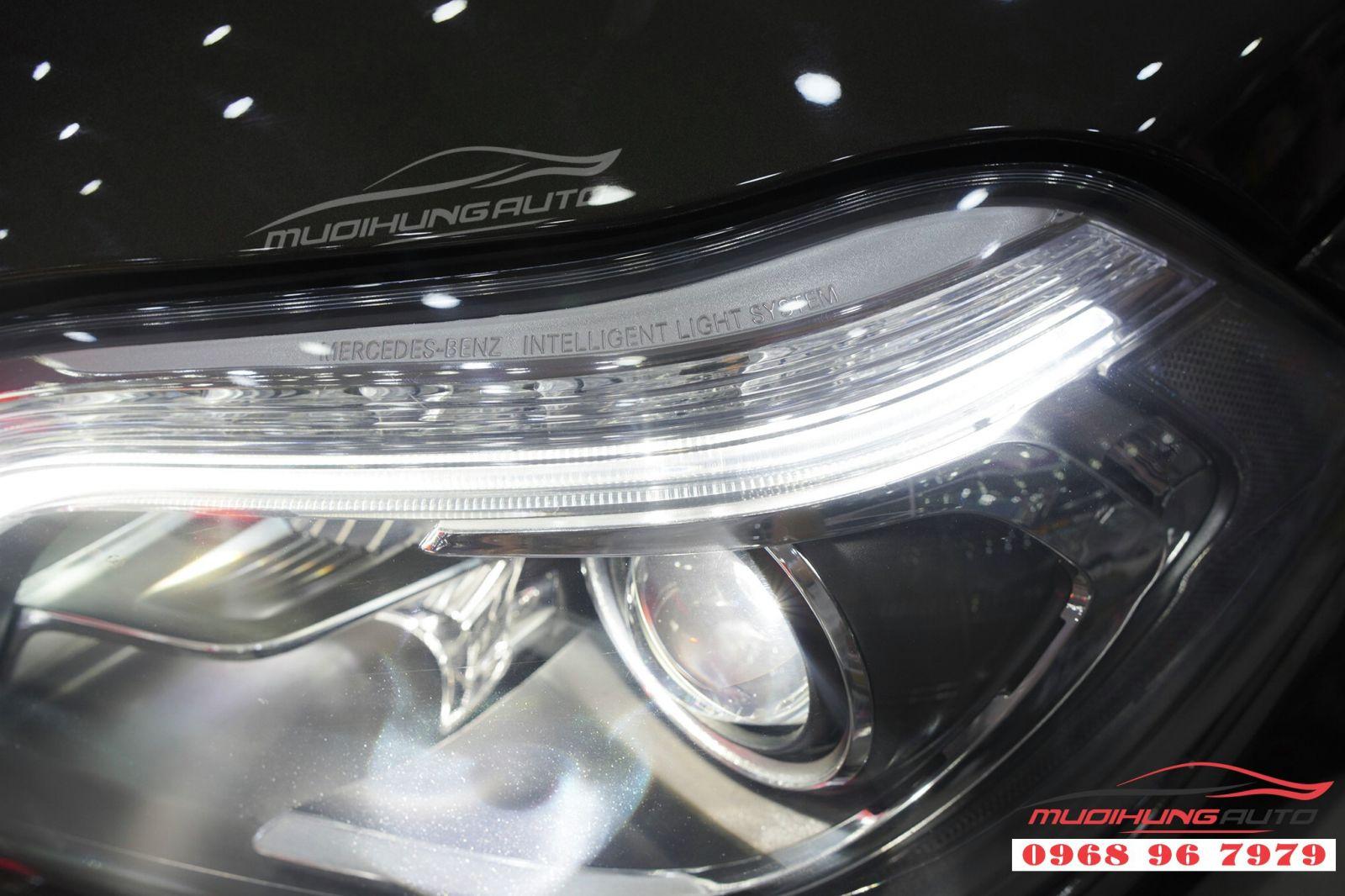 Thay Bi Xenon đèn pha cho Mercedes GLS 04