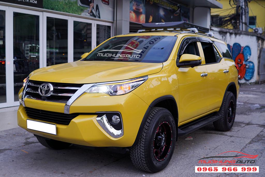 Thay Mâm Đúc thể thao Toyota Fortuner 2019 04