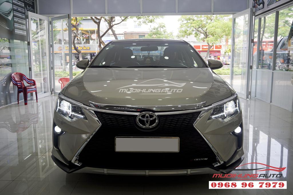 Toyota Camry 2.0 Độ thành Lexus Đẳng cấp 06