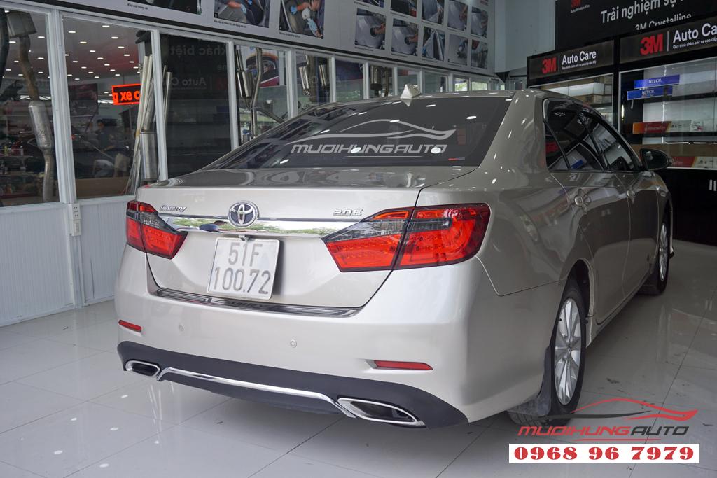 Toyota Camry 2.0 Độ thành Lexus Đẳng cấp 07