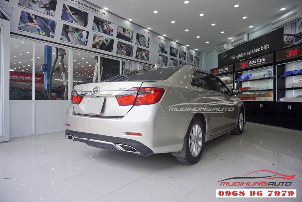 Toyota Camry 2.0 Độ thành Lexus Đẳng cấp 08
