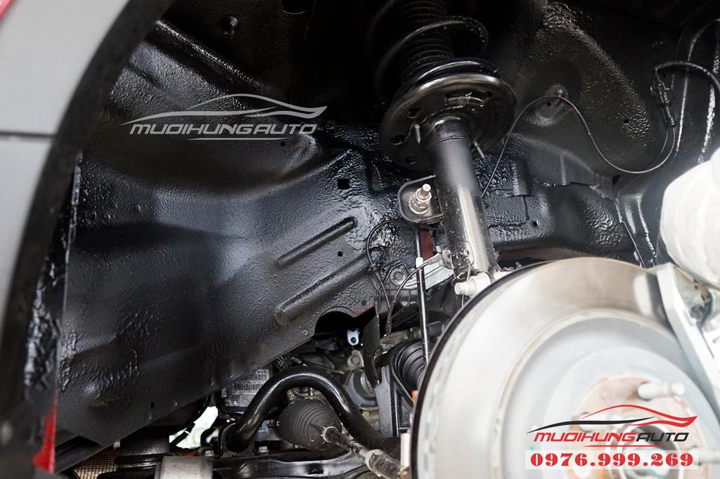 Xịt gầm bảo vệ chống rỉ sét Ford Explorer 2019 chính hãng