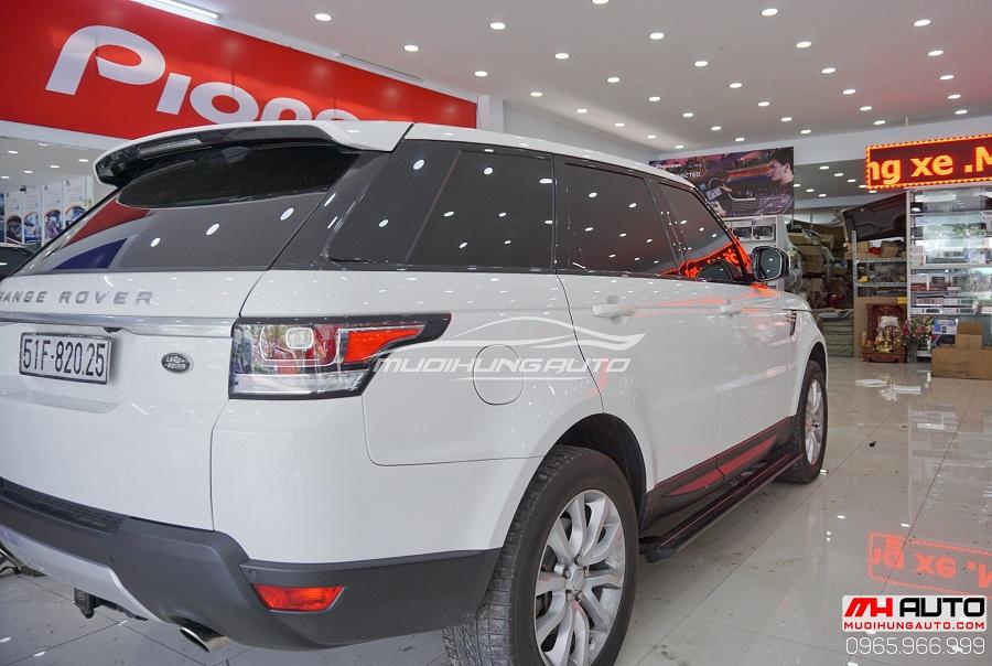 Bệ Bước Điện Range Rover Chính Hãng 01