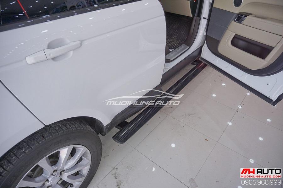 Bệ Bước Điện Range Rover Chính Hãng 03