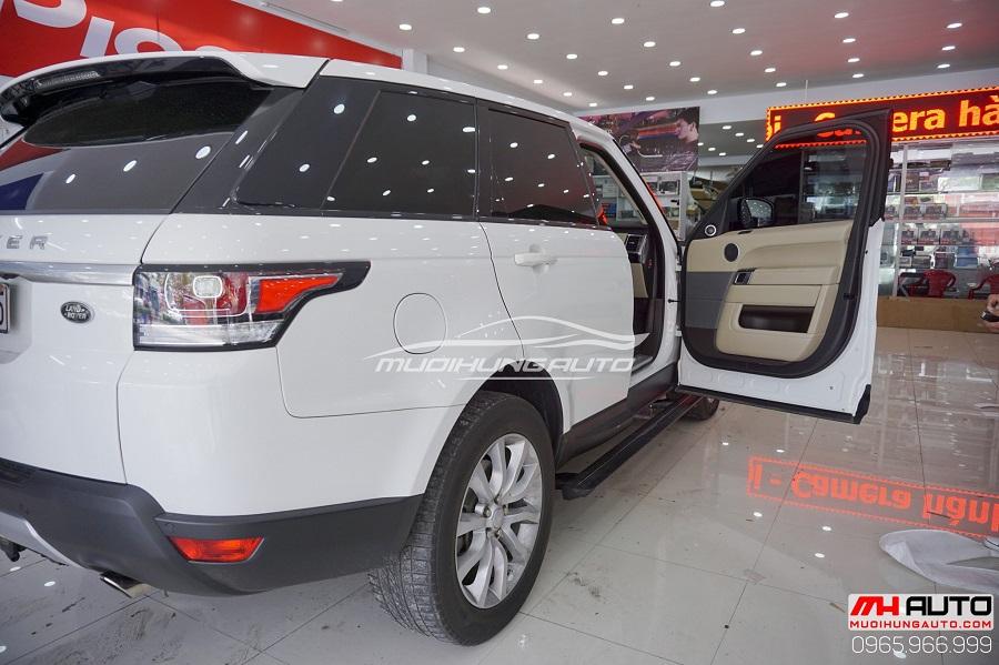 Bệ Bước Điện Range Rover Chính Hãng 04