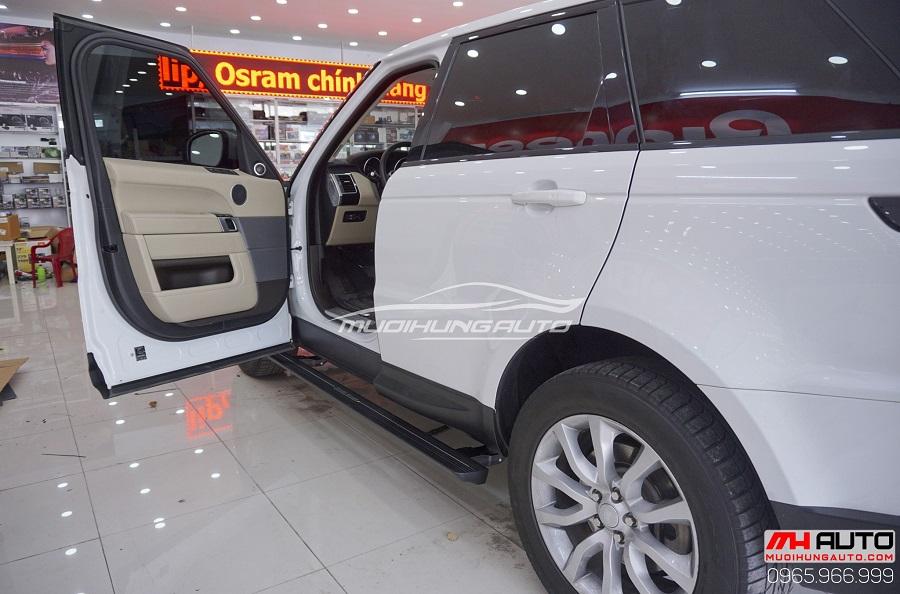 Bệ Bước Điện Range Rover Chính Hãng 05