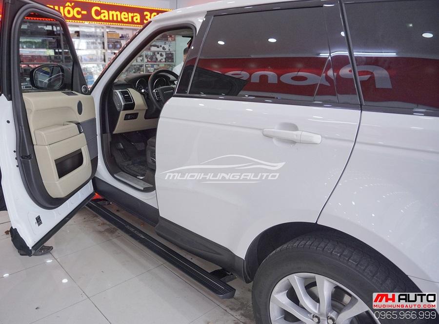 Bệ Bước Điện Range Rover Chính Hãng 07