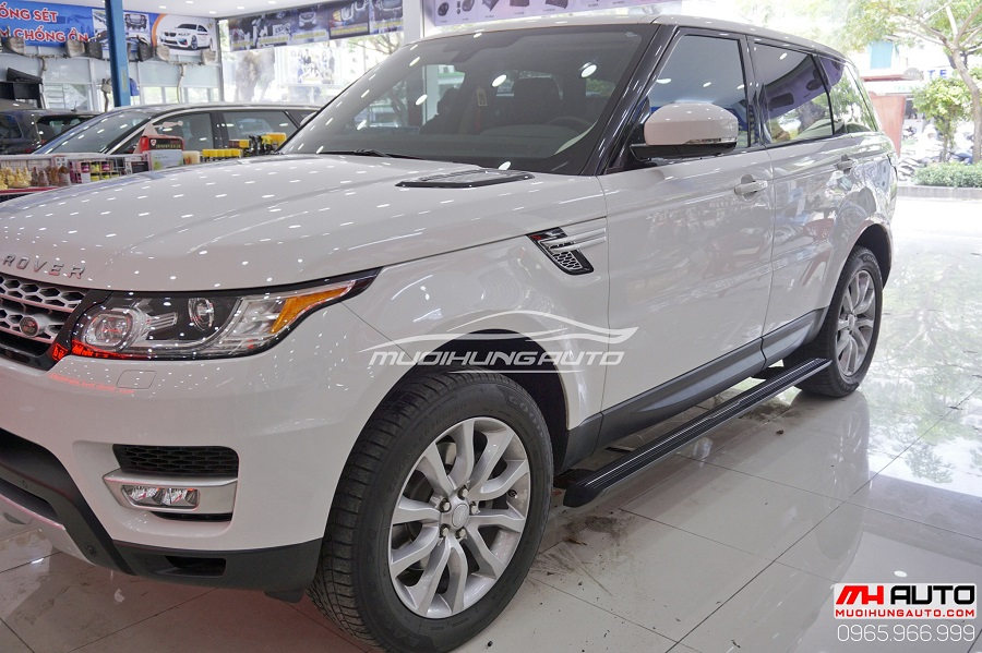 Bệ Bước Điện Range Rover Chính Hãng 09