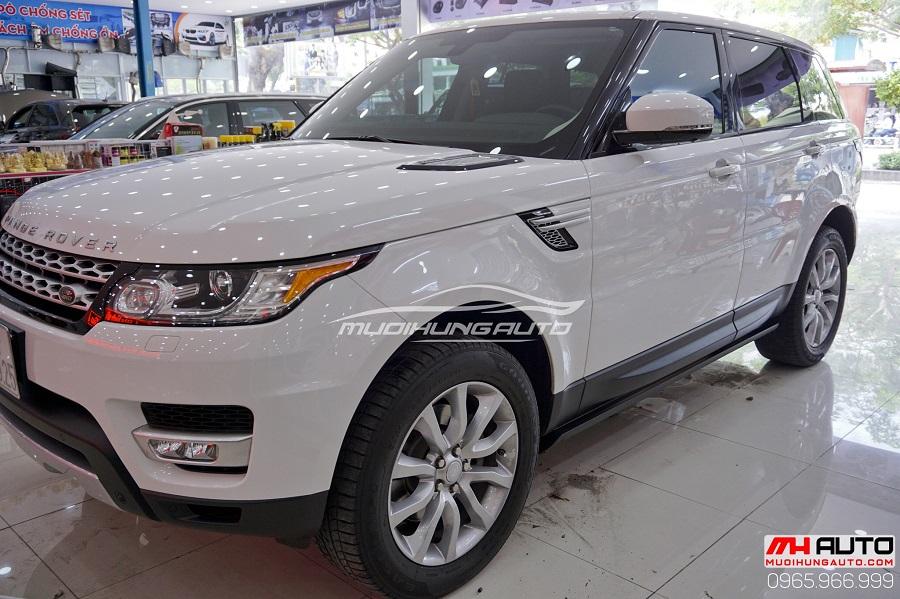 Bệ Bước Điện Range Rover Chính Hãng 08