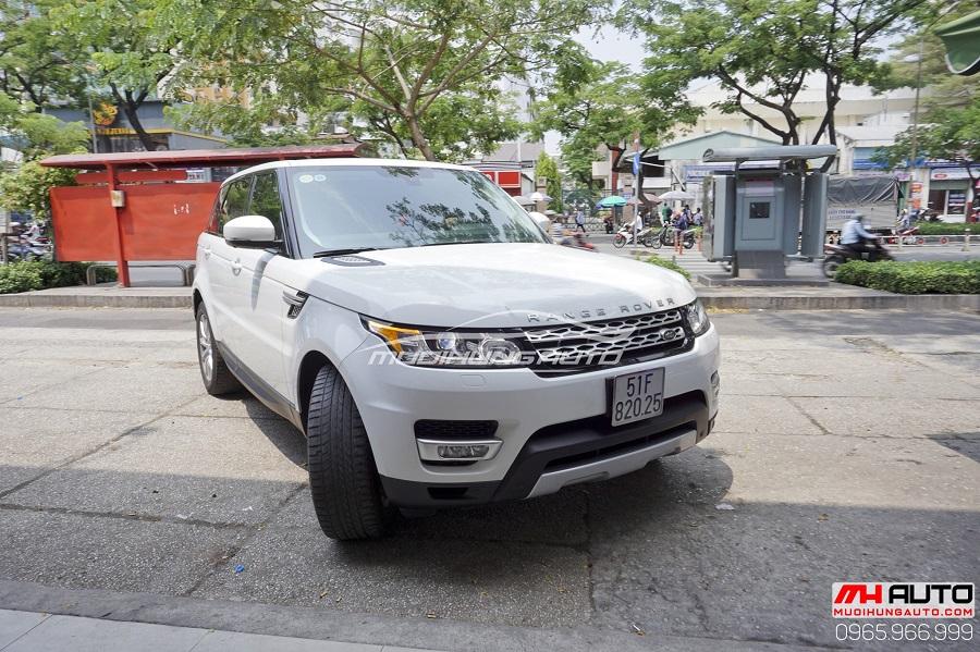 Bệ Bước Điện Range Rover Chính Hãng 10