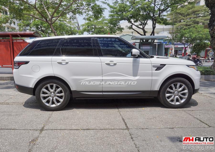 Bệ Bước Điện Range Rover Chính Hãng 11