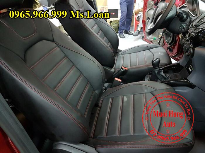 Bọc Ghế Da Cao Cấp Xe Ford Ecosport 01