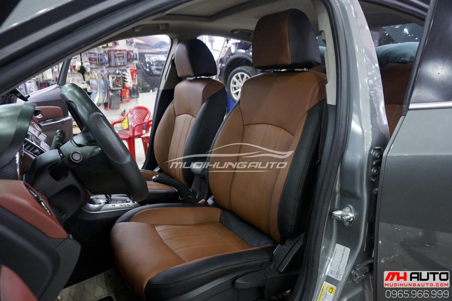 Bọc Ghế Da Chevrolet Cruze Cao Cấp 01