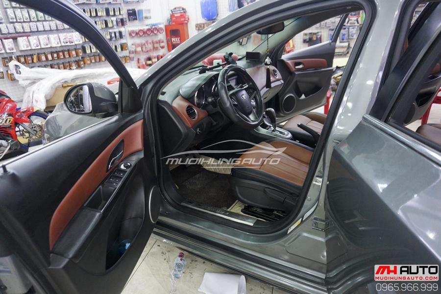 Bọc Ghế Da Chevrolet Cruze Cao Cấp 06