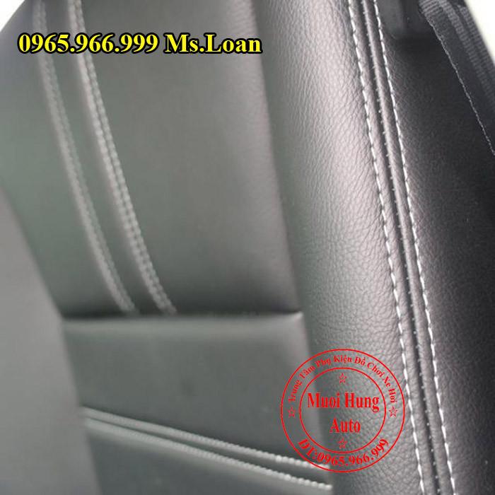 Bọc Ghế Da Ford Ranger 2016 Tại Tphcm 02