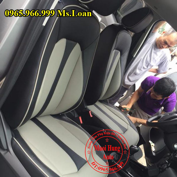 Bọc Ghế Da Xe Ford Ecosport Tại Tphcm 01