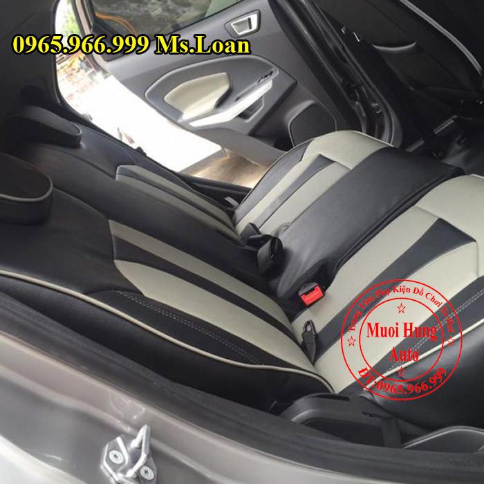 Bọc Ghế Da Xe Ford Ecosport Tại Tphcm 02
