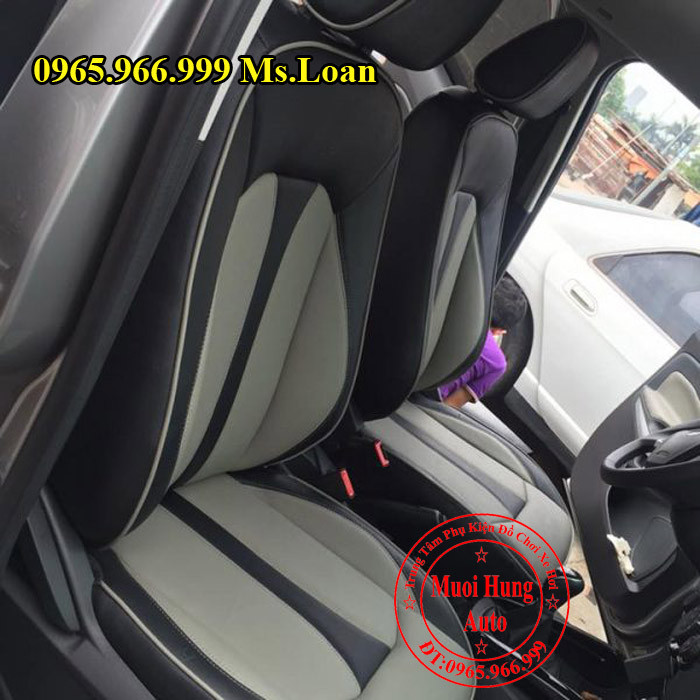 Bọc Ghế Da Xe Ford Ecosport Tại Tphcm