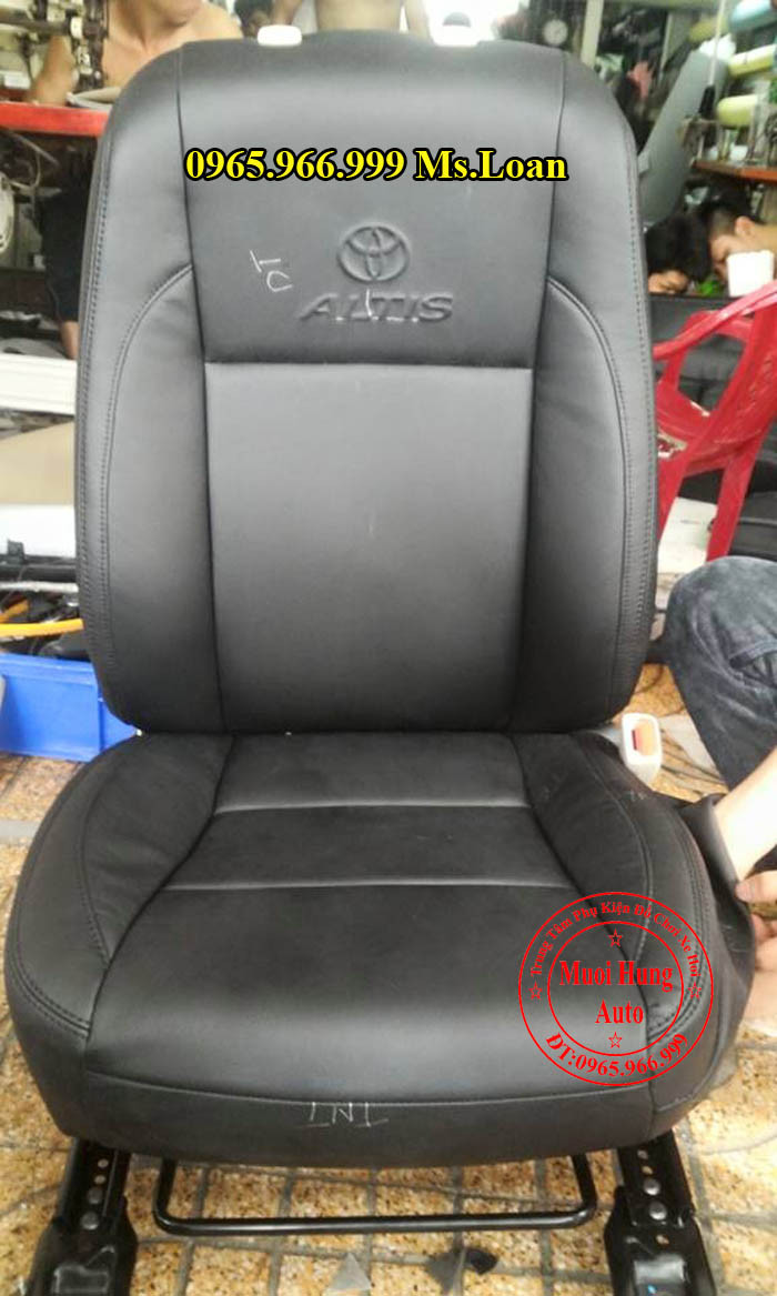 Bọc Ghế Da Xe Toyota Altis Tại Tphcm 01