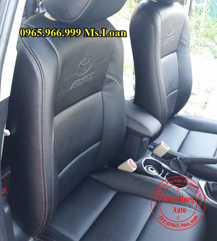 Bọc Ghế Da Xe Toyota Altis Tại Tphcm