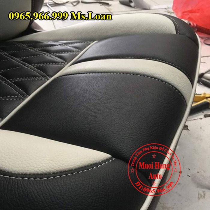 Bọc Ghế Da Xe Toyota Camry Tại Tphcm 03