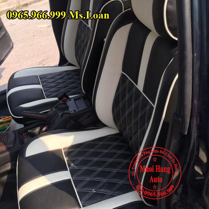Bọc Ghế Da Xe Toyota Camry Tại Tphcm 04